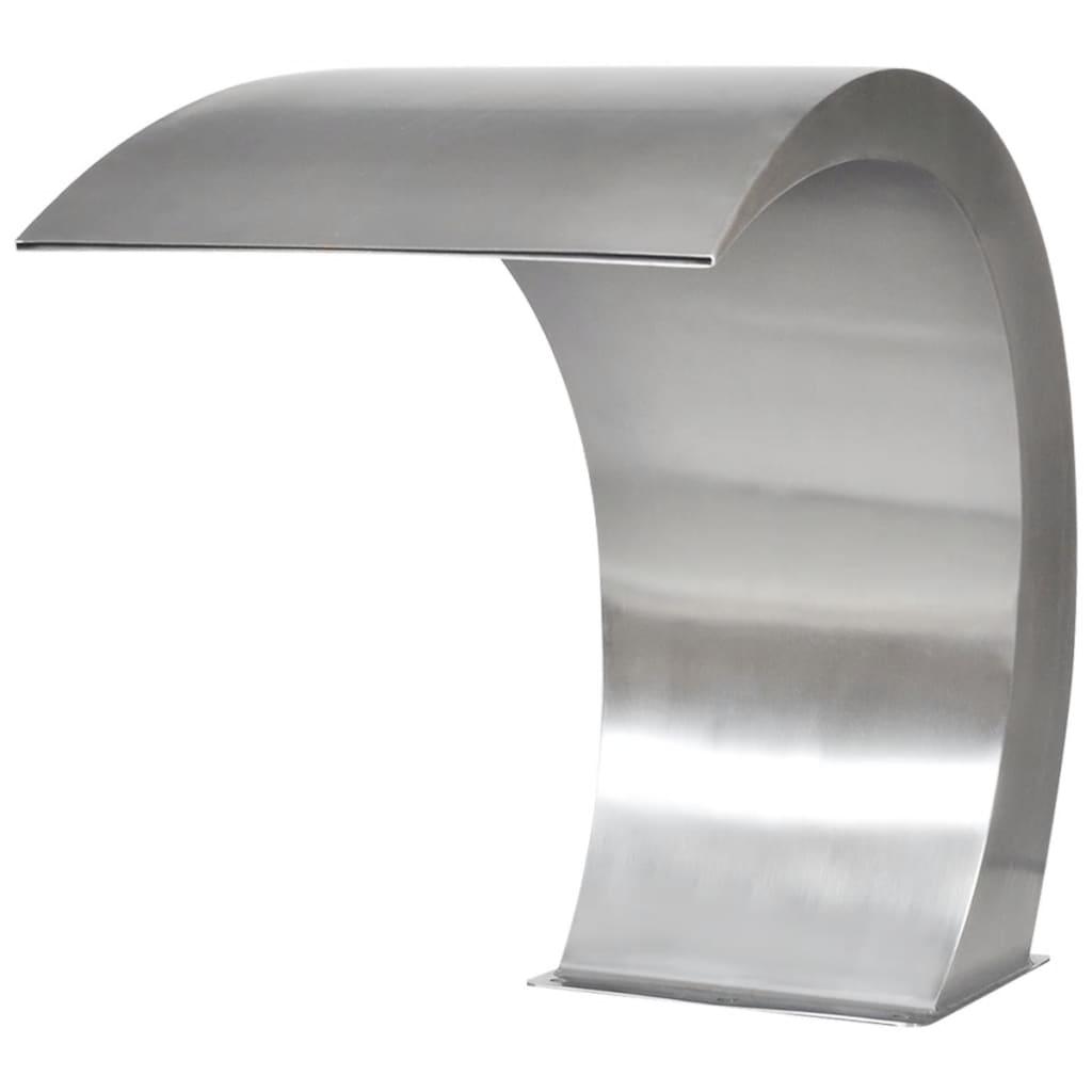 la boutique en ligne fontaine lame d 39 eau en acier. Black Bedroom Furniture Sets. Home Design Ideas