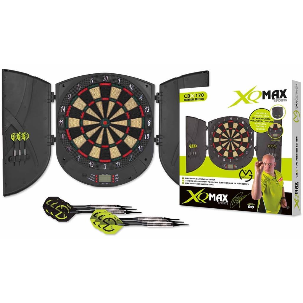 acheter xqmax darts cible de fl chettes lectronique avec. Black Bedroom Furniture Sets. Home Design Ideas