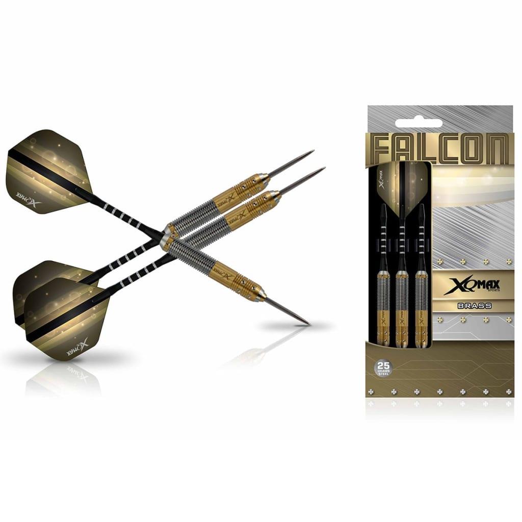 acheter xqmax darts jeu de fl chettes falcon 3 pcs 25 g. Black Bedroom Furniture Sets. Home Design Ideas