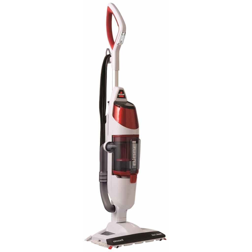bissell vacuum and steam cleaner w vidaxl