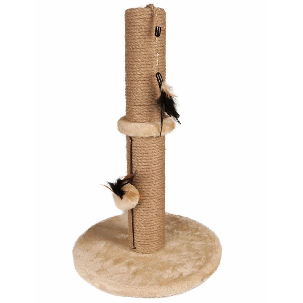 Afbeelding van FLAMINGO Katten krabpaal Indian beige 50 cm 560314