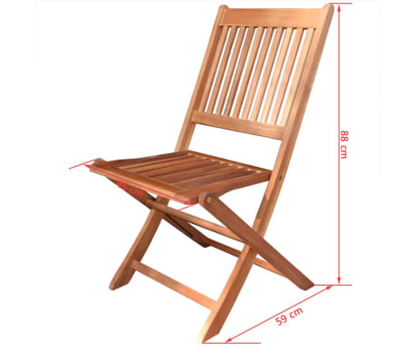 this wooden furniture set consists of 1 table and 10 folding chairs it not only creates additional seating space but also adds a touch of rustic charm to