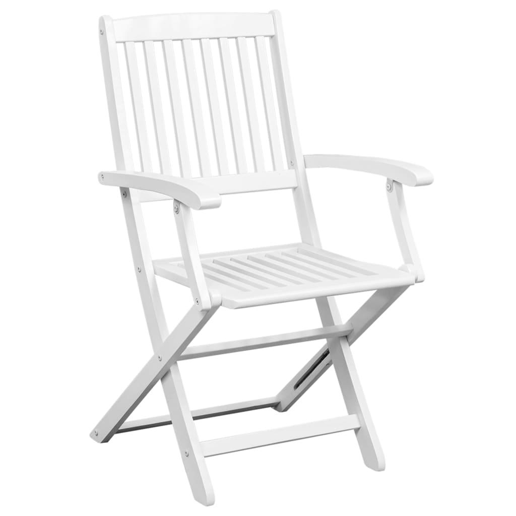 Acheter vidaxl table manger avec six chaises d 39 ext rieur for Table exterieur acacia