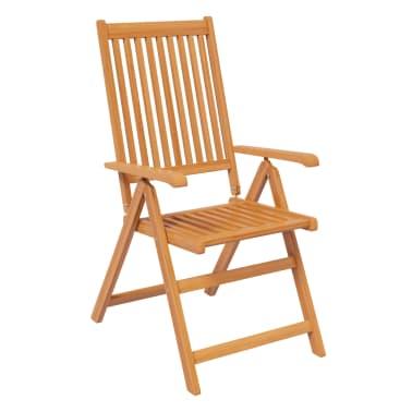 vidaxl 7 tlg gartenm bel set essgruppe holz g nstig. Black Bedroom Furniture Sets. Home Design Ideas