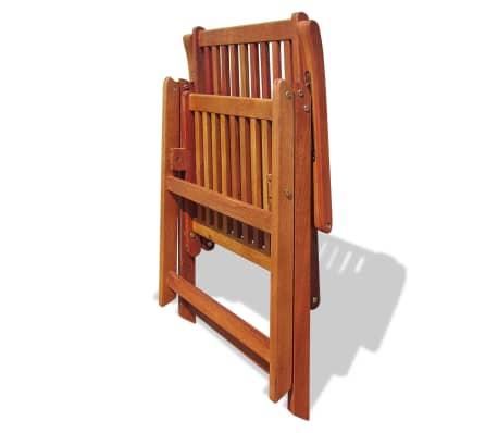 Vidaxl mobilier de salle manger d 39 ext rieur sept pi ces for Sur la table et 85 manual