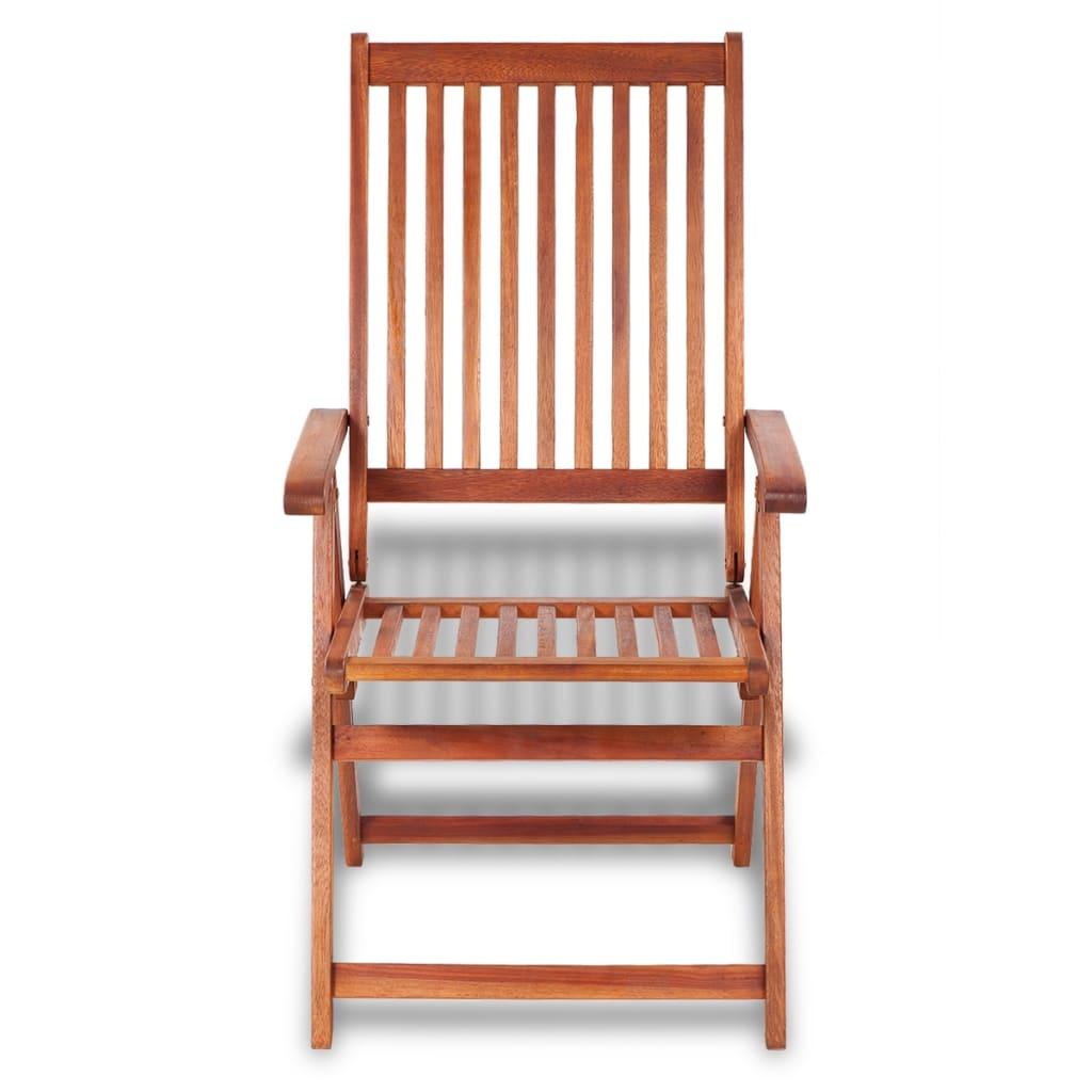Acheter vidaxl chaise de salle manger d 39 ext rieur 2 for Vidaxl chaise
