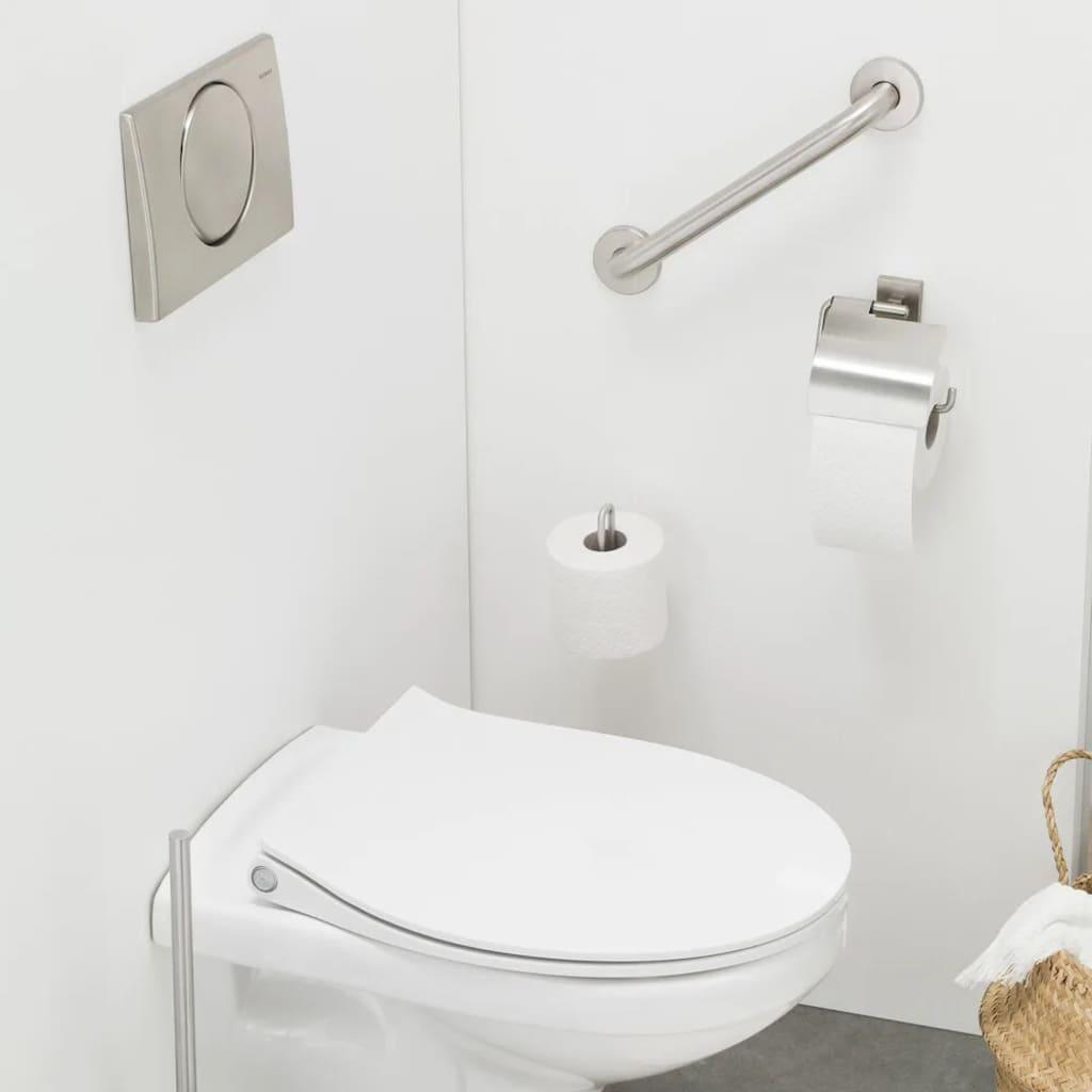 acheter tiger barre d 39 appui de s curit libra 30 cm argent 1330030946 pas cher. Black Bedroom Furniture Sets. Home Design Ideas