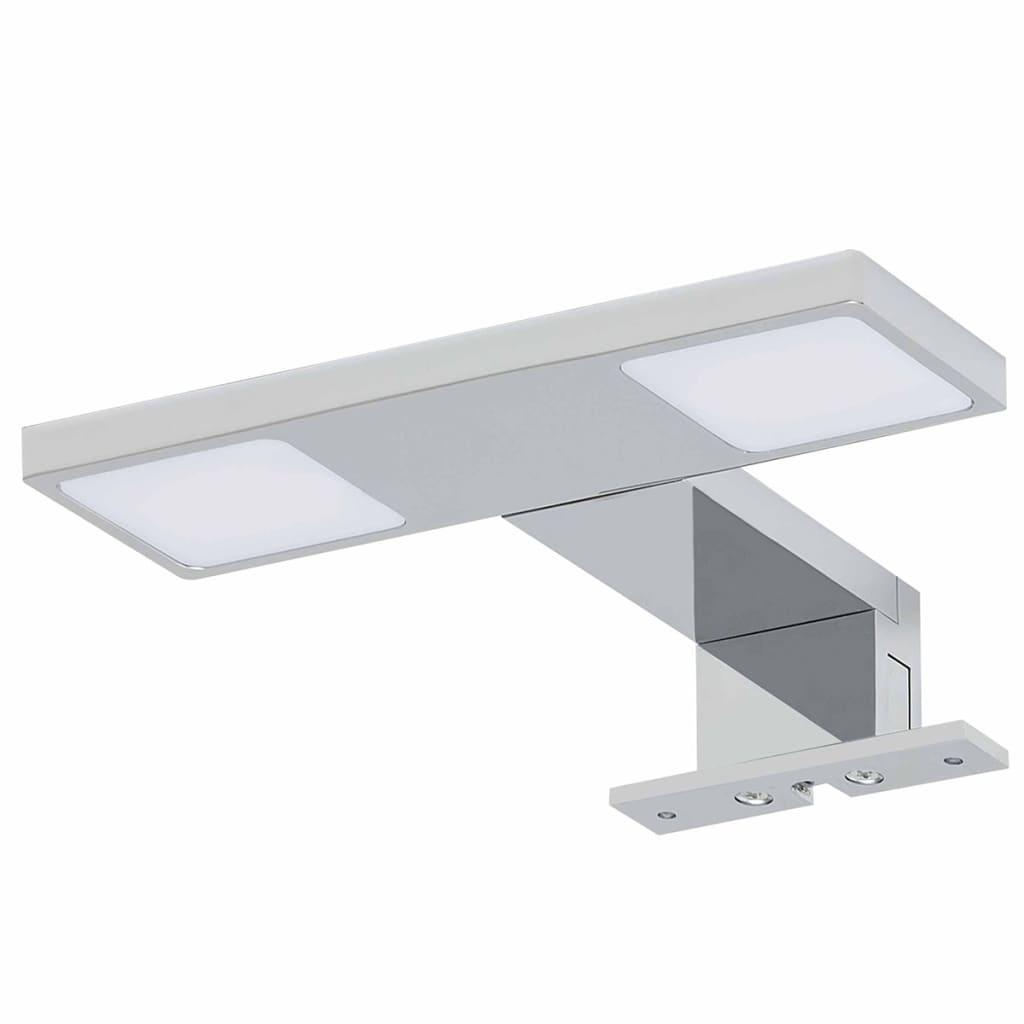 Afbeelding van Tiger LED-badkamerlamp Kronos 18 cm chroom 905930341