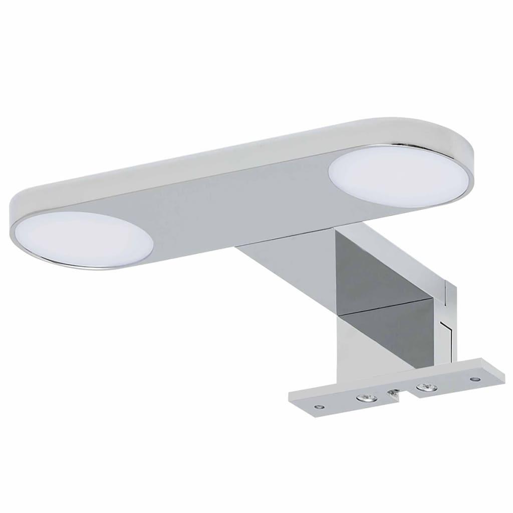 Acheter tiger lampe led de salle de bain yaro 17 cm chrome for Lampe salle bain