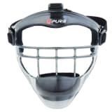Pure2Improve honkbal gezichtsmasker junior grijs/zwart