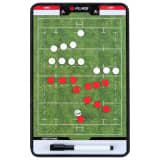 Pure2Improve Dubbelsidig taktikplatta för rugby 44x22 cm P2I100670