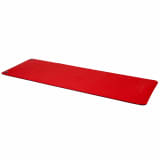 Pure2Improve trainingsmat 180 x 60 cm foam rood
