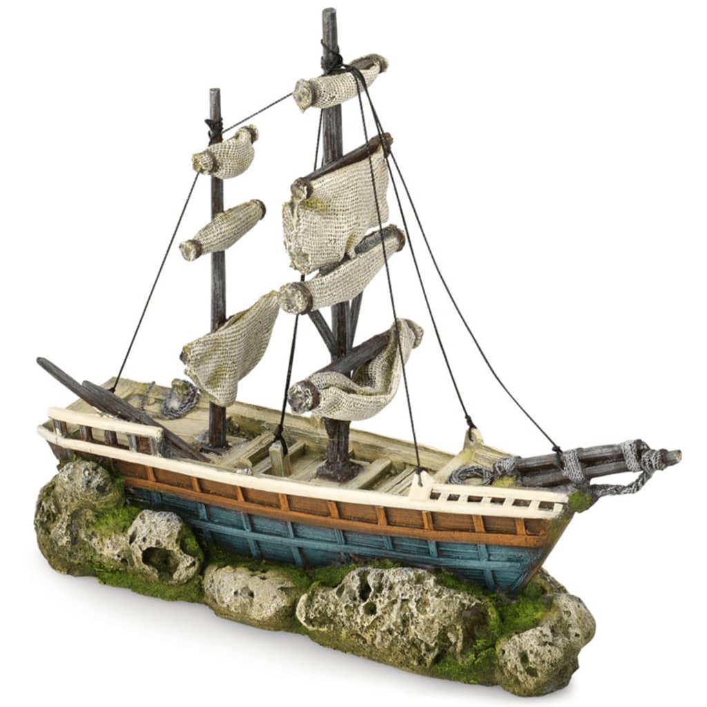 Afbeelding van Aqua d'ella Sailboat 38x12,5x31,5 cm 234/416204