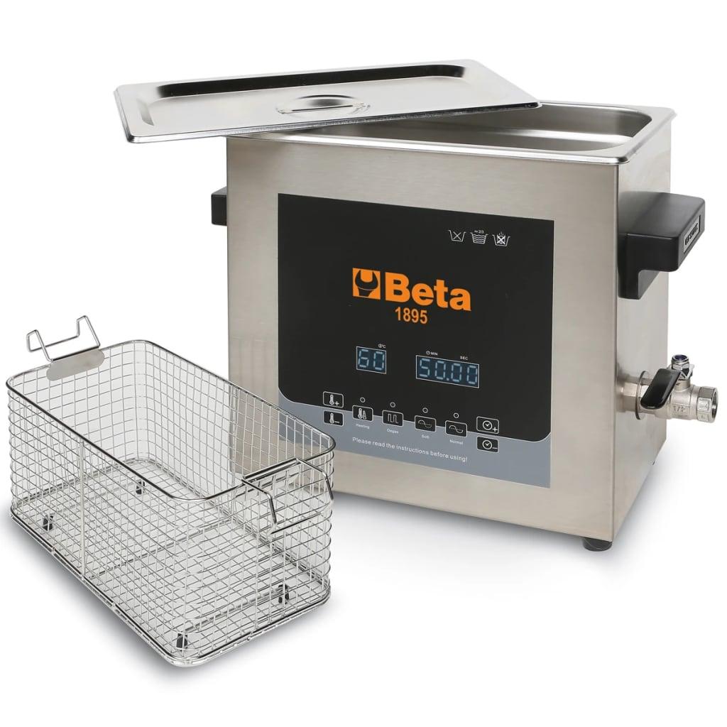 Afbeelding van Beta Tools Ultrasonische reinigingstank 1895 6 300 W 018950060