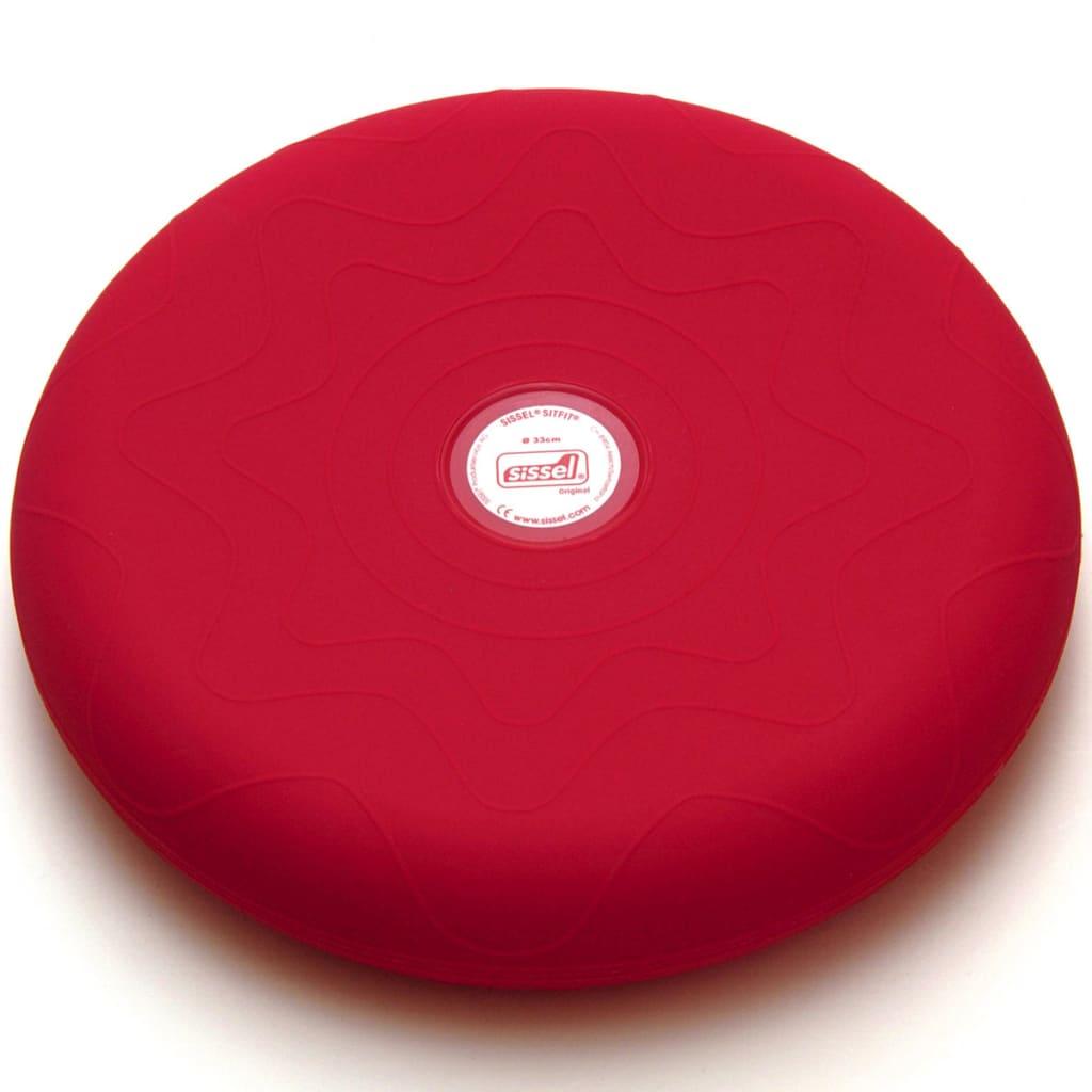 Afbeelding van Sissel Zitkussen Sitfit 36 cm rood SIS-160.110