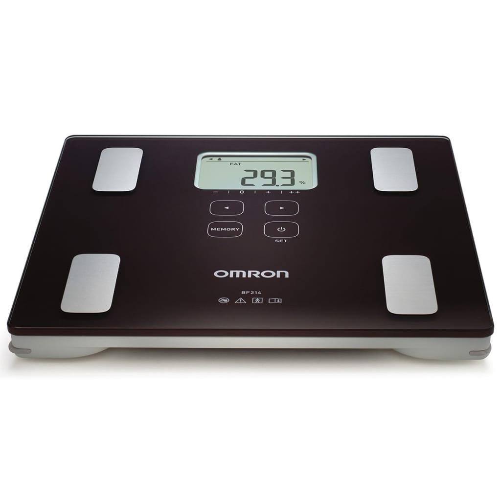 Omron kropsanalysevægt OMR-BF214