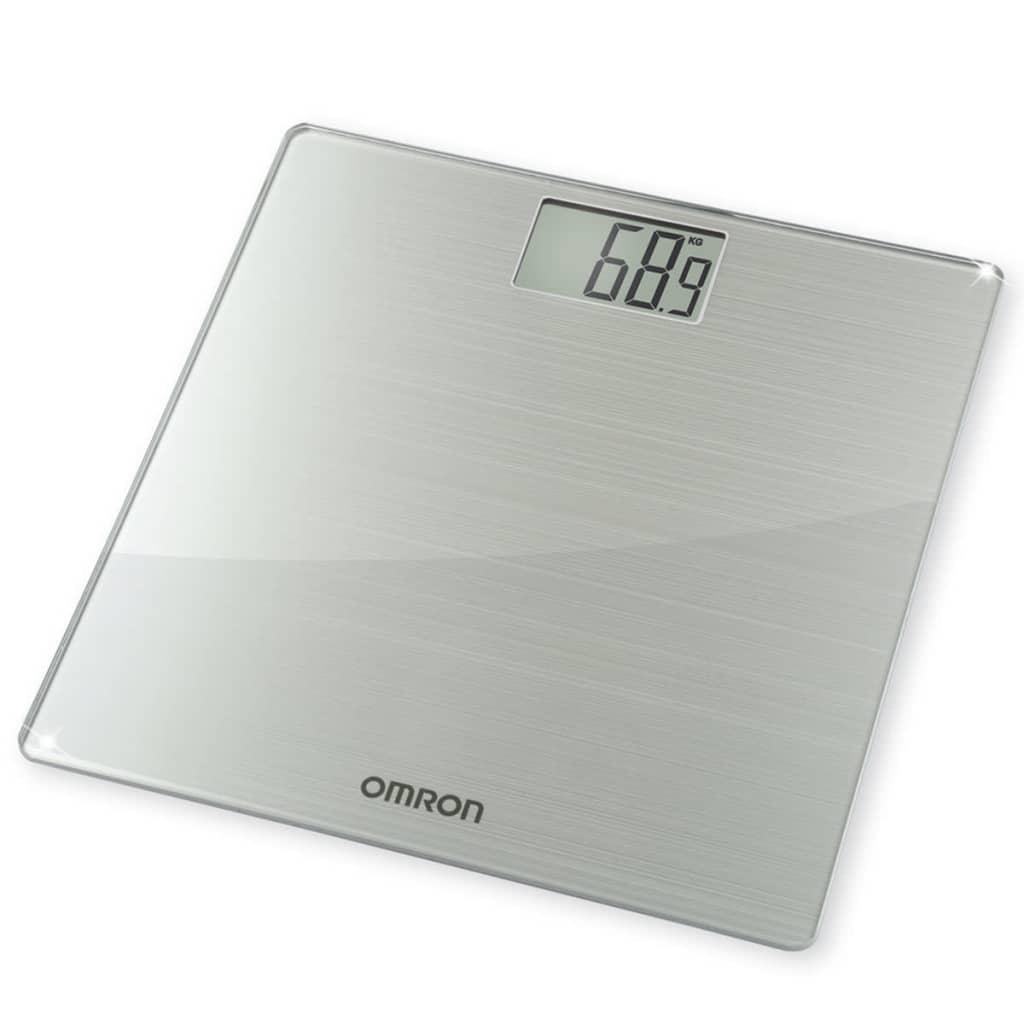 Omron digital badevægt grå 180 kg OMR-HN-288-E