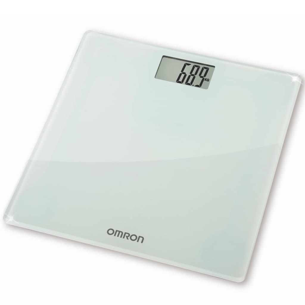 Omron digital badevægt hvid 180 kg OMR-HN-286-E