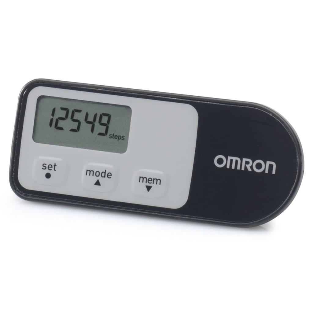 Omron elektronisk skridttæller Walking Style One 2.1 OMR-HJ-321-E