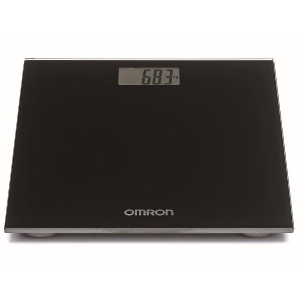 Omron digital badevægt sort 150 kg OMR-HN-289-EBK