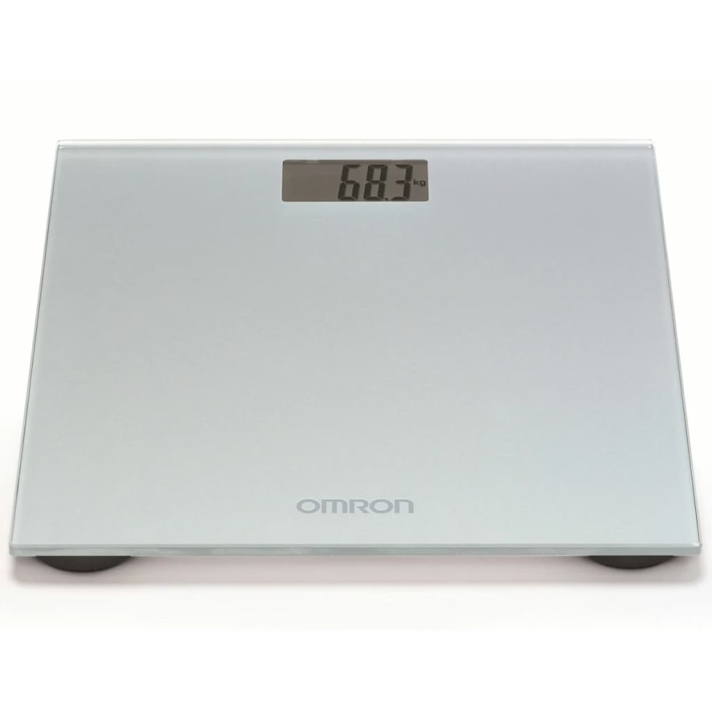 Omron digital badevægt grå 150 kg OMR-HN-289-ESL