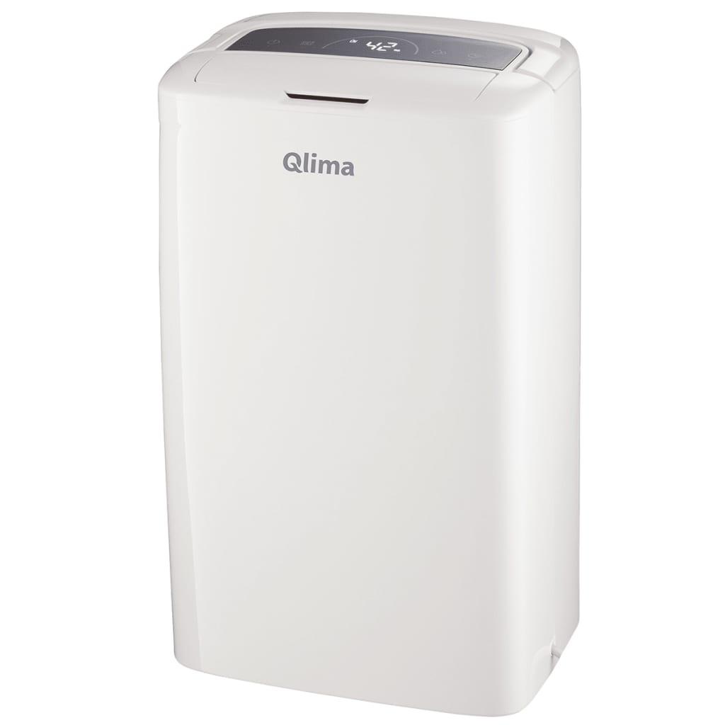 Afbeelding van Qlima Spatbestendige luchtontvochtiger 75 m³ 1,8 L wit D 612