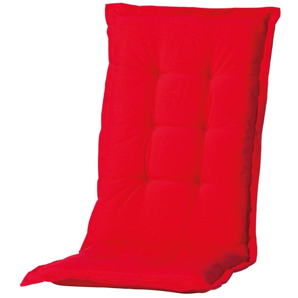 Madison Poduszka na krzesło Panama, 105x50 cm, czerwona, MONLB220