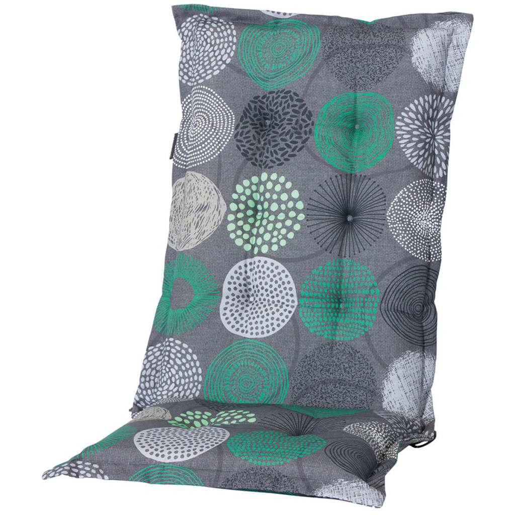 Madison Poduszka na krzesło Fantasy, 105x50 cm, zielona, MONLB285