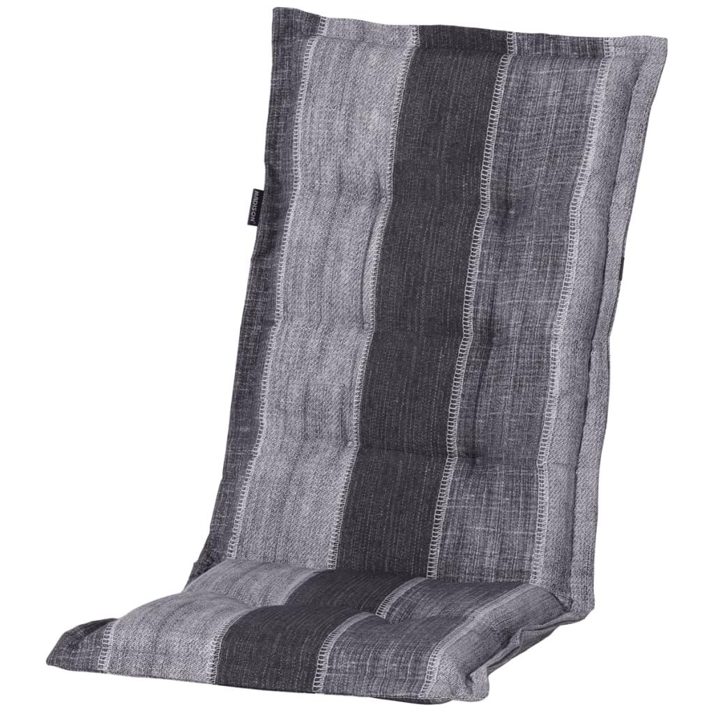 Madison Poduszka na krzesło Denim Stripe, 105 x 50 cm, szara, MONLF364