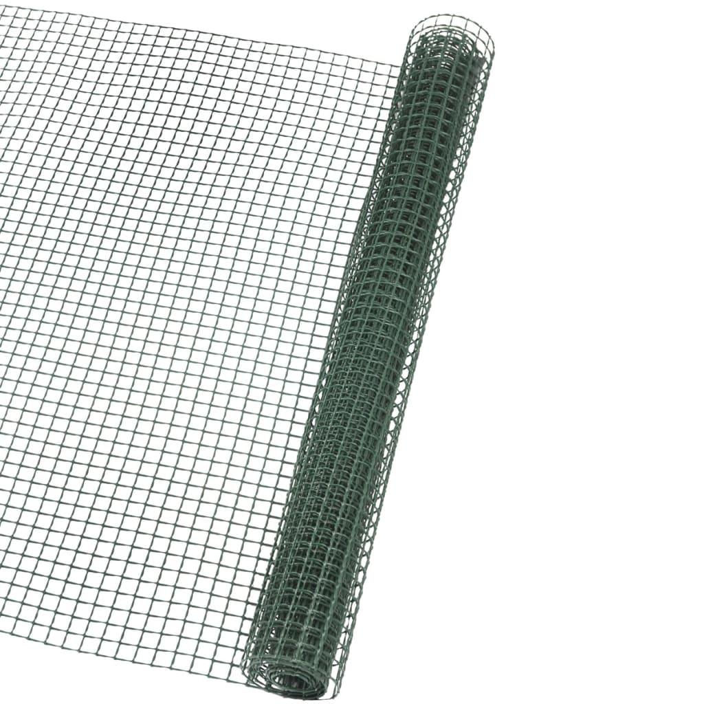Afbeelding van Nature Tuinhek gaas 20x20 mm 1x3 m groen 6050205
