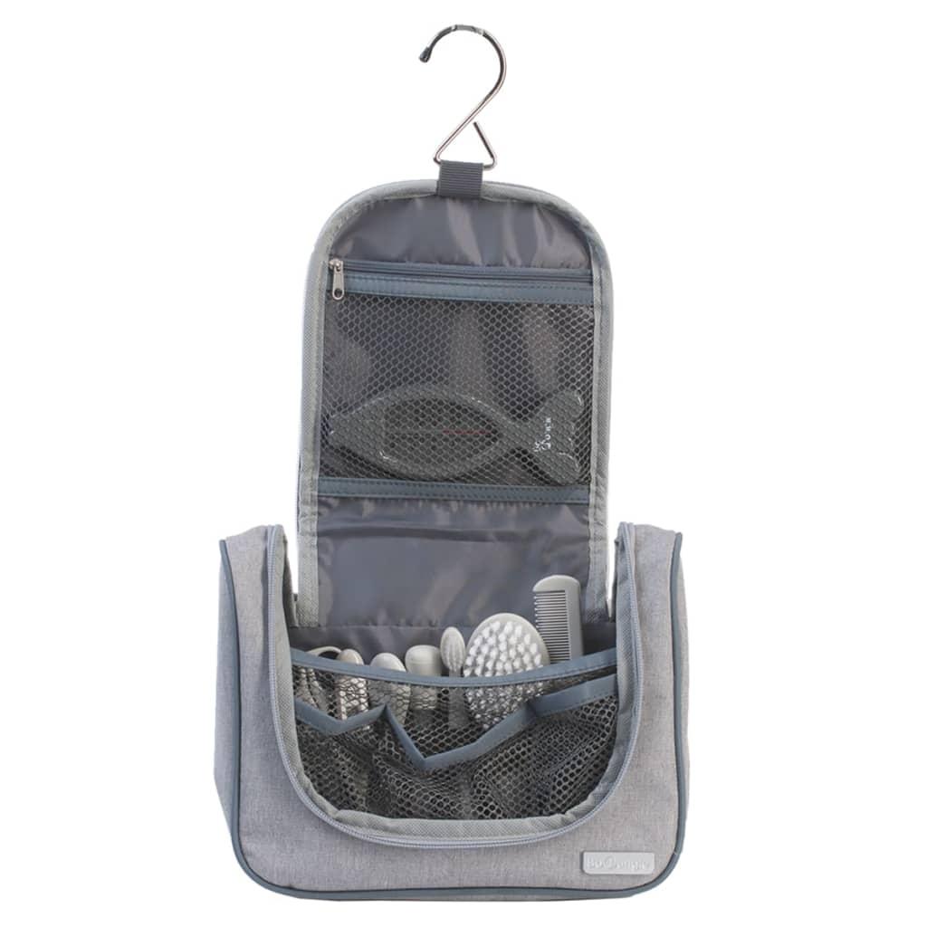 Afbeelding van Bo Jungle B-Luxury Babyverzorgingsset grijs B400500