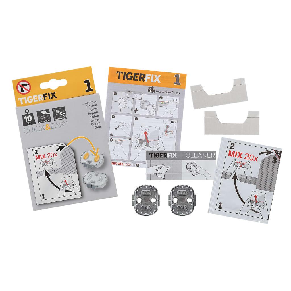 Afbeelding van Tiger Bevestigingsmateriaal Fix Type 1 metaal 398730046