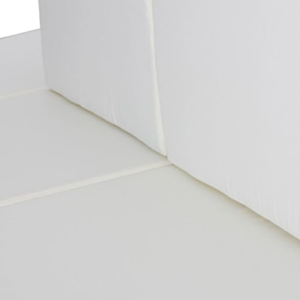 Innovativ vidaXL 15 Piece Garden Lounge Set Black Poly Rattan | vidaXL.com WW56