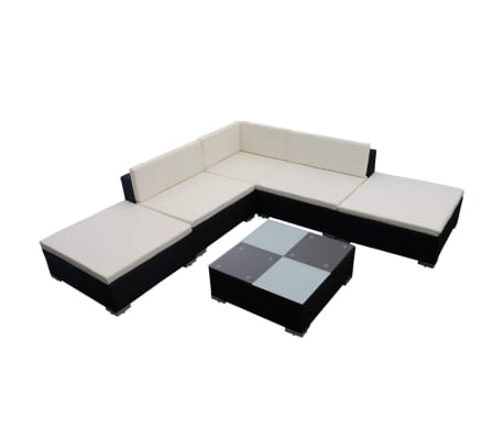 This Rattan Garden Lounge Set Combines Style And Functionality, And Will  Become The Focal Point Of Your Garden Or Patio. The Whole Furniture Set Is  Designed ...