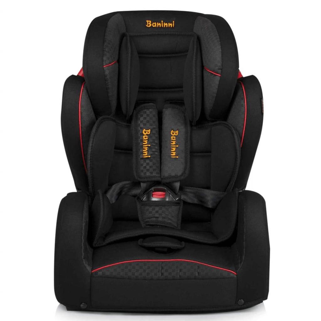 Afbeelding van Baninni Autostoeltje Ventura 1+2+3 zwart BNCS008-BK