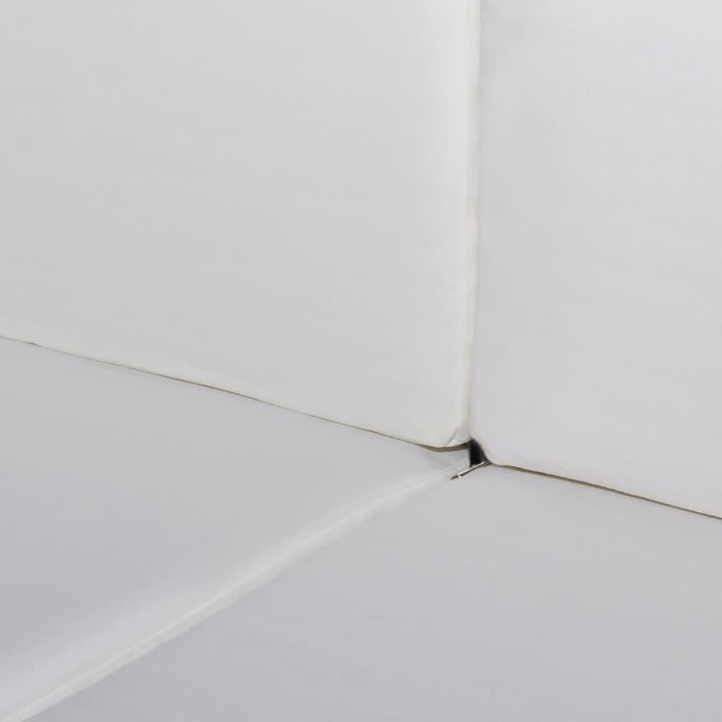 vidaxl 16 piece garden lounge set brown poly rattan. Black Bedroom Furniture Sets. Home Design Ideas