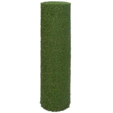acheter vidaxl gazon artificiel vert 1x10 m 20 25 mm pas cher. Black Bedroom Furniture Sets. Home Design Ideas
