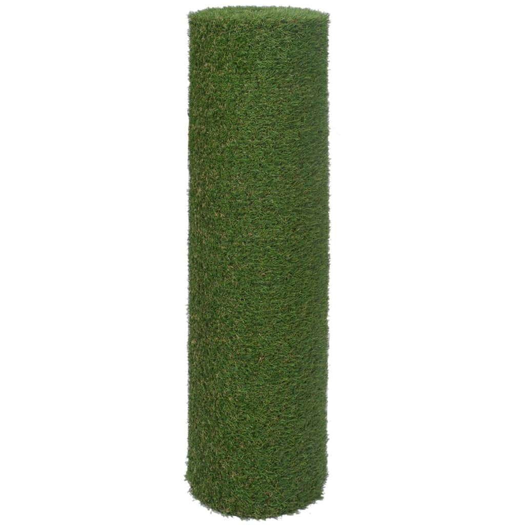 vidaxl erba artificiale 1x15 m 20 25 mm verde. Black Bedroom Furniture Sets. Home Design Ideas