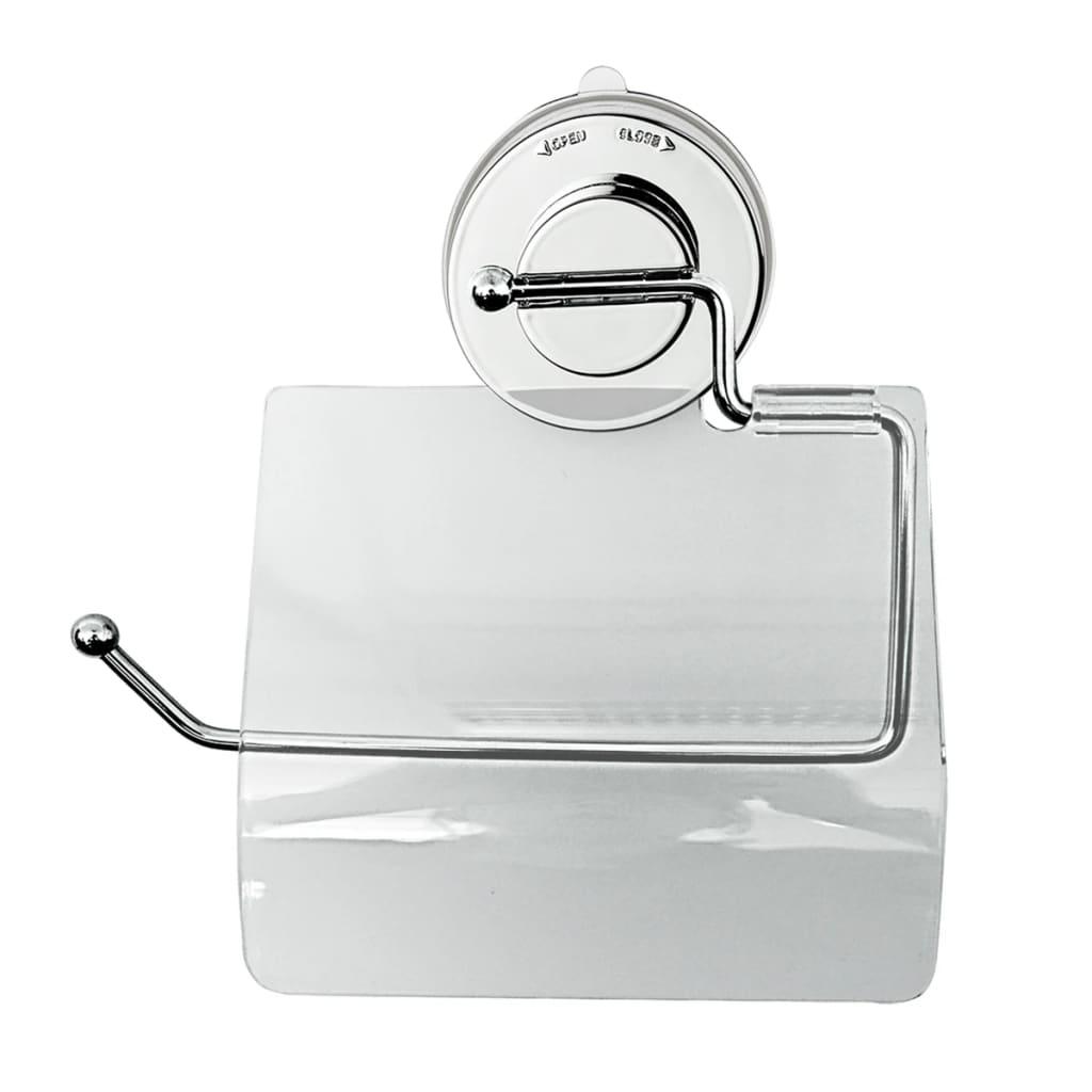 Afbeelding van RIDDER Toiletpapierhouder 17x3,2x16,6 cm chroom 12100000