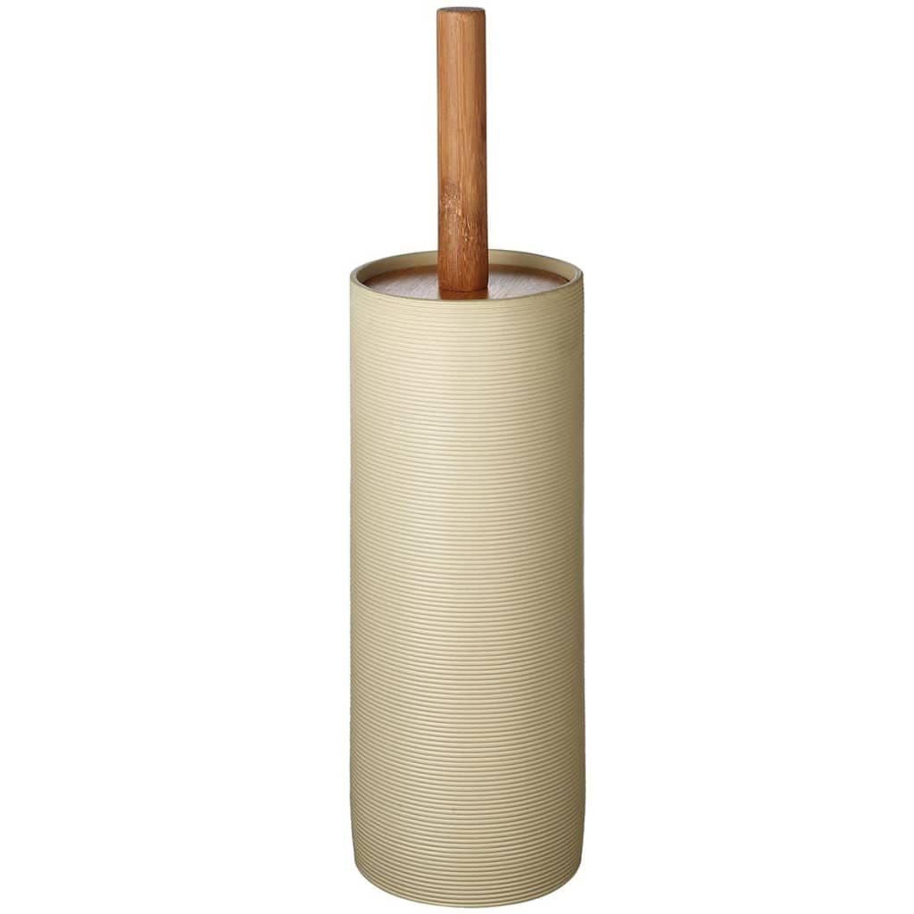 Afbeelding van RIDDER Toiletborstel en houder Roller beige 2105409