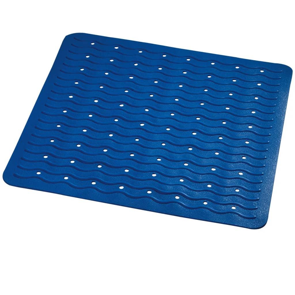 Afbeelding van RIDDER Douchemat anti-slip Playa 54x54 cm blauw 68403