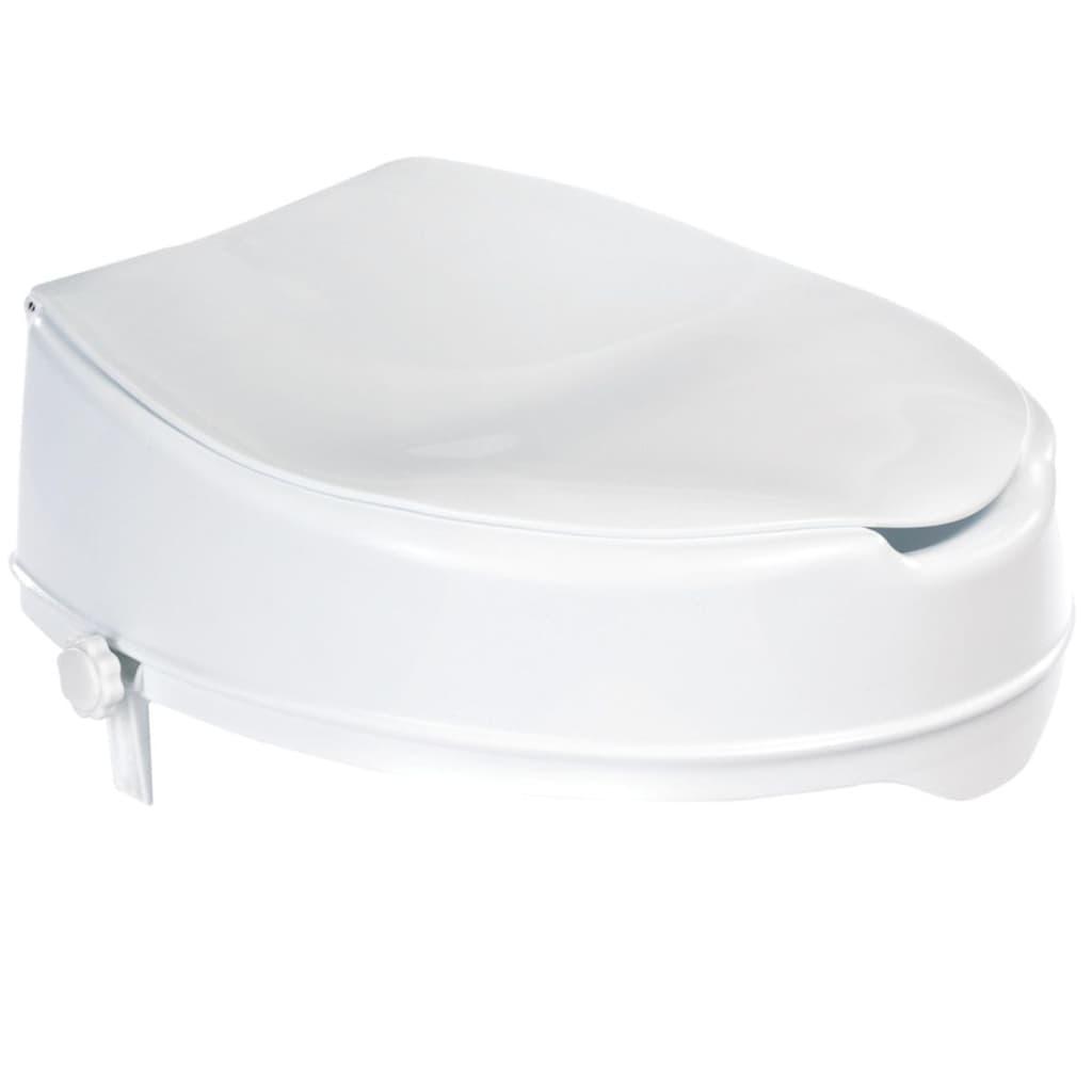 Afbeelding van RIDDER Toiletbril met deksel 150 kg wit A0071001