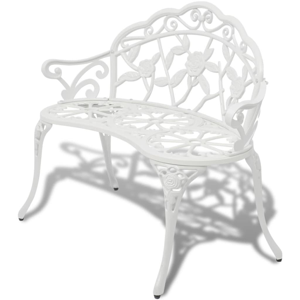 gartenbank sitzbank parkbank eisenbank gartenm bel 2. Black Bedroom Furniture Sets. Home Design Ideas