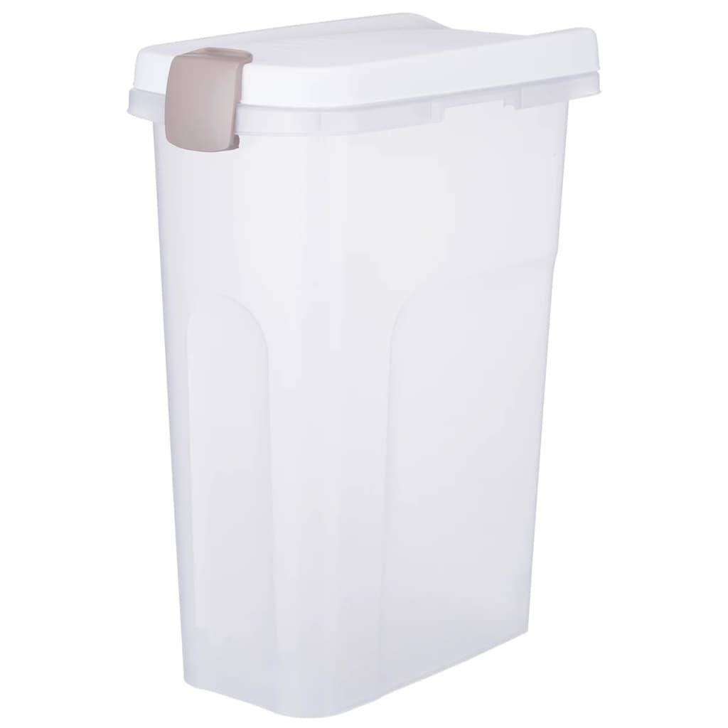 Afbeelding van TRIXIE Huisdierenvoercontainer 25 L transparant 24667