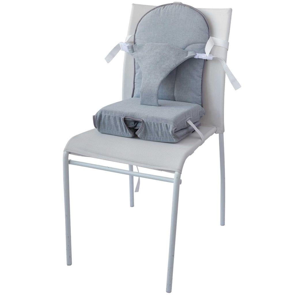 Afbeelding van Candide Boosterzitje verstelbaar Easy Sit grijs 194980