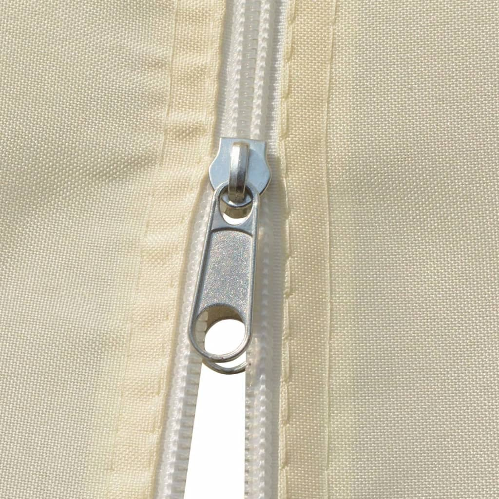 vidaxl garden gazebo with curtains 4x3 m. Black Bedroom Furniture Sets. Home Design Ideas