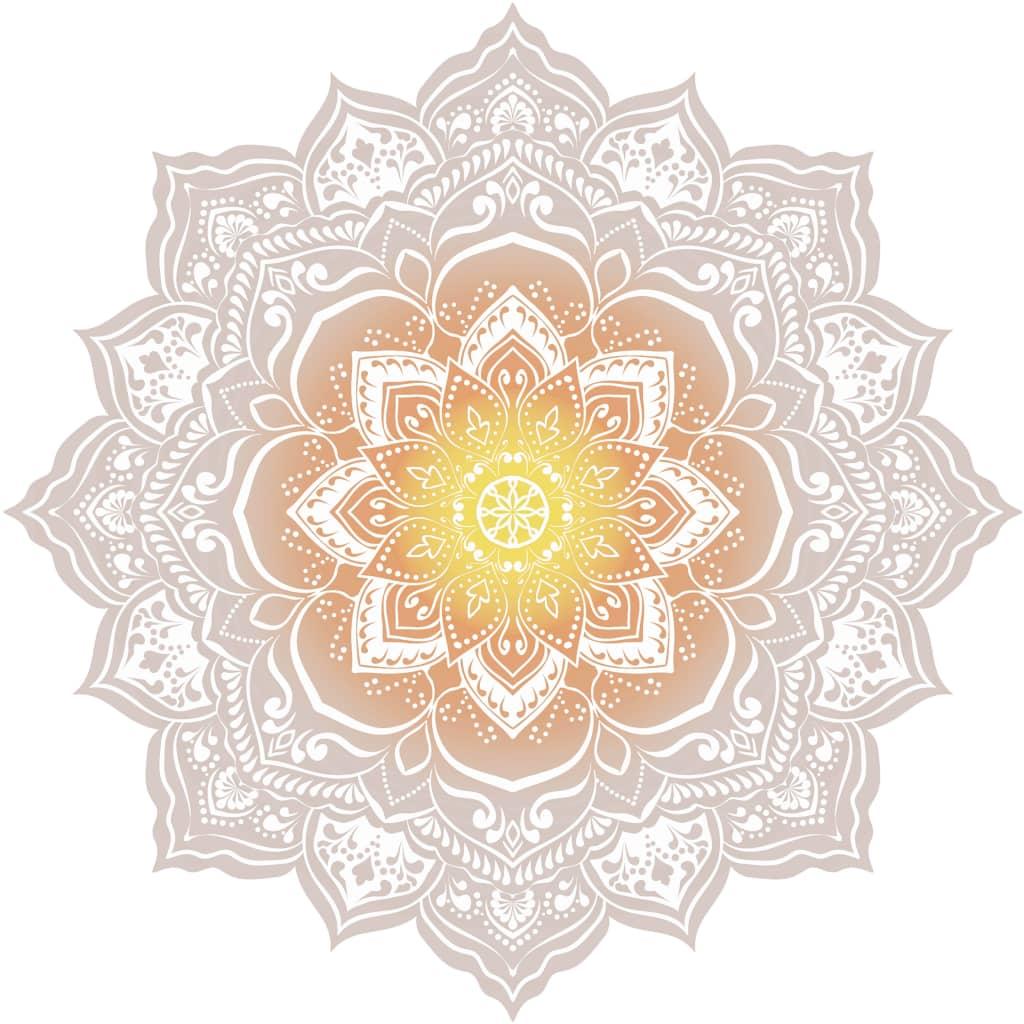 Afbeelding van HIP Strandlaken 2068-H Jayden bloem 160 cm meerkleurig