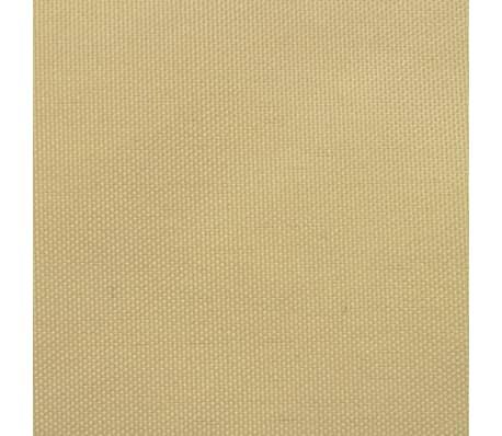 vidaxl sonnensegel oxford gewebe dreieckig 3 6x3 6 m beige im vidaxl trendshop. Black Bedroom Furniture Sets. Home Design Ideas