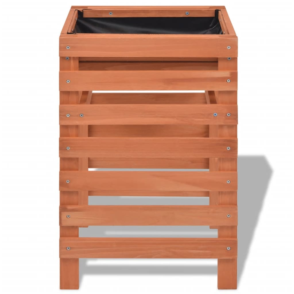 der vidaxl blumenk bel 38x36x60 cm holz online shop. Black Bedroom Furniture Sets. Home Design Ideas