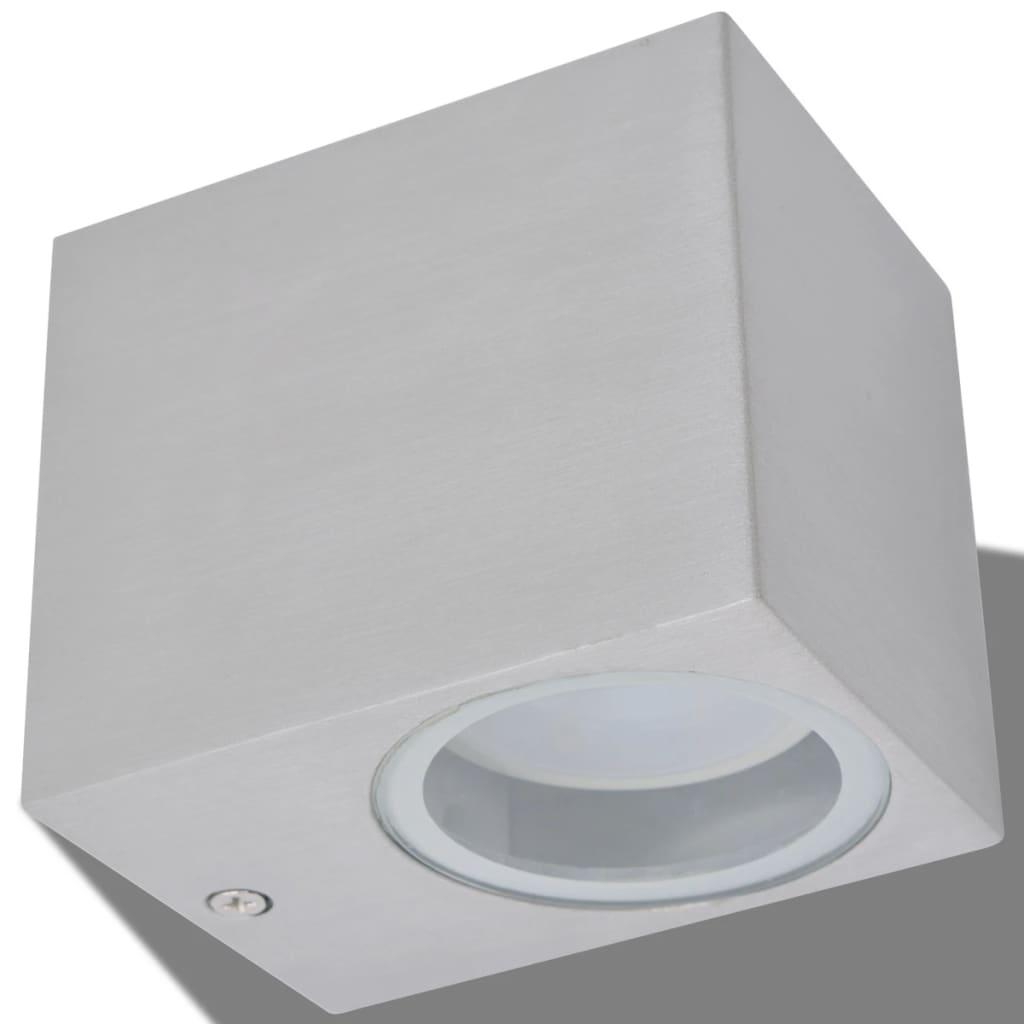 Vidaxl set 2 pz applique luce luci lampada led da parete esterno modelli diversi eur 25 99 - Luci da parete led ...